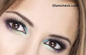 metallic eye makeup ideas 80s eye makeup