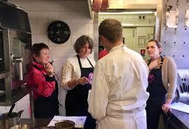 Dans La Cuisine Dun Chef