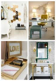 Small Picture Timeless Gold Home Decor Ideas ComfyDwellingcom