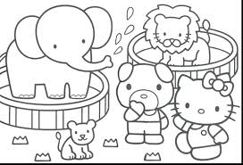 simplified carnival coloring pages preschool magic sheets 6977 7461