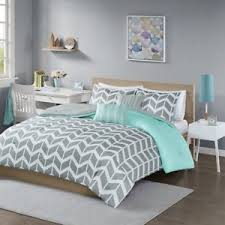 teal queen bedding.  Teal Image Is Loading QueenBeddingSetForTeenGirlBoyTeal In Teal Queen Bedding E