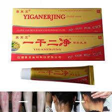 Vova | YiGanErJing Herbal Cream for Psoriasis Eczema Vitiligo ...