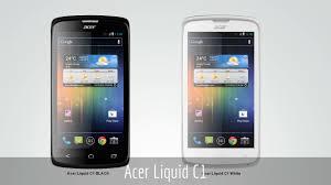 Acer Liquid C1 Review - YouTube