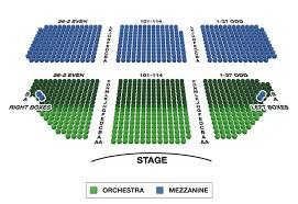 The Music Box Theater Seating Chart 28 Thorough Music Box Theatre