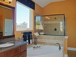 master bathroom floor plans corner tub. Flooring Charming Master Bathroom Floor Plans With Walk-in Closet And Undermount Corner Bathtub Including Tub B