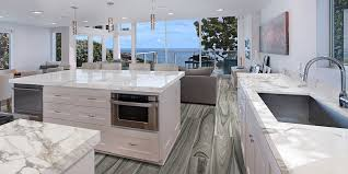 msi s gauged porcelain stile is an example of the white marble looks curly trending in countertops