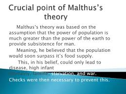 theories on population malthus s theory explained<br > 8