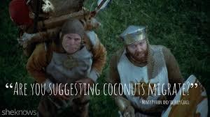 Monty Python Famous Quotes