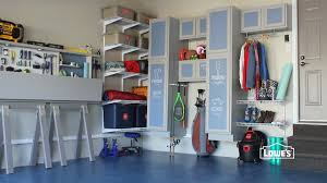 ... Garage Organization Lowes Garage Storage Racks Floor Garage Paint Garage  Lowes Storage Cabinets 5 ...