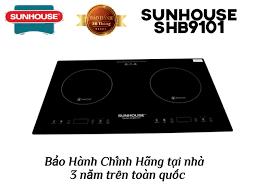 Bếp Từ Đôi INVERTER Nhập Khẩu Thái Lan SUNHOUSE MMB888DI