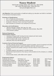 Good Objectives For Resume Customer Service Resume Objectives Resume Objective Examples