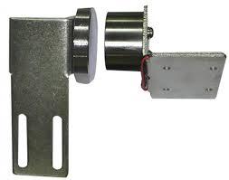 image of magnetic locks for sliding glass doors