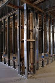 metal stud framing details. Impressive Inspiration Metal Stud Wall Best Of Construction Framing Studs Details S