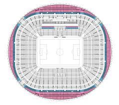 St Petersburg Stadium Seating Chart Design Zenit Arena Stadiumdb Com