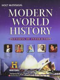 Holt Mcdougal World History Patterns Of Interaction