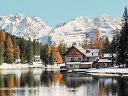 5 laghi del Trentino Alto Adige da vedere in inverno