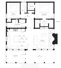 Small 2 Bedroom 2 Bath House Plans Southern Style House Plan 2 Beds 2 Baths 1394 Sq Ft Plan 492 9