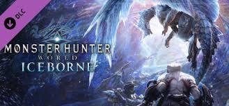 Pre Purchase Monster Hunter World Iceborne On Steam