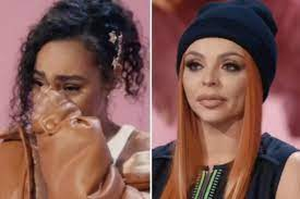 Leigh-Anne break down during emotional ...