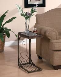 living room decorating end tables without lamps round glass table top coffee with stools underneath