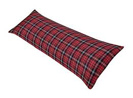 Flannel Body Pillow Cover