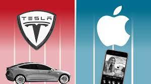 Apple and Tesla turn spotlight back on ...