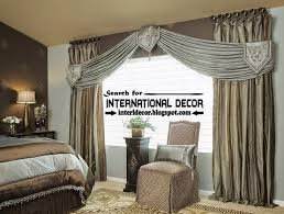 contemporary bedroom curtain designs ideas 2016 scarf curtains style