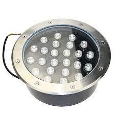 Đèn LED Âm Đất Tròn 24W IP65 ngoài trời TL-ERS24