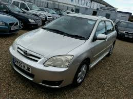 2005 -Toyota Corrola 1.6 VVT-i Colour Collection 5dr- Hpi Clear ...