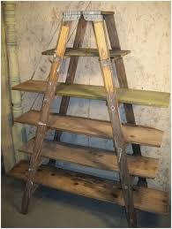 diy folding ladder shelf clublilobal com