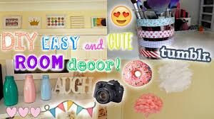 Cute Room Diy Easy And Cute Room Decor Youtube