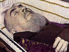 50+ Padre Pio _ Rare Photos ideas | padres, rare photos, crypt