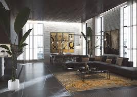 New York Loft Interior Design New York Loft Interior 3d Model