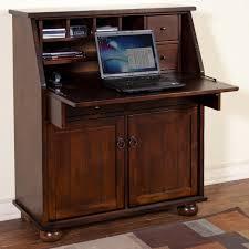 Drop Leaf Laptop Desk Armoire