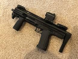 Kel Tec Pmr 30 Tactical Light The Kel Tec Cmr 30 Rimfire Carbine Is It Is Pistol Or A