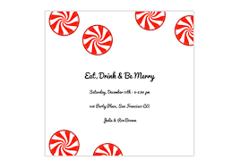 White Christmas Invitations Online Christmas Party Invitations With Holiday Music And Animation