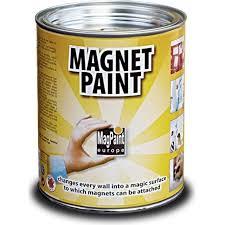 magnetic paint by magpaint 0 5 litre