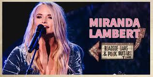 Miranda Lambert Seating Chart Miranda Lambert Fiserv Forum