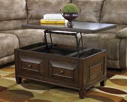 Woodboro Lift Top Coffee Table Ashley Furniture Lift Top Coffee Table Halflifetrinfo