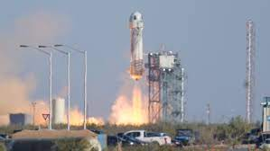 Space Aboard Blue Origin Rocket ...