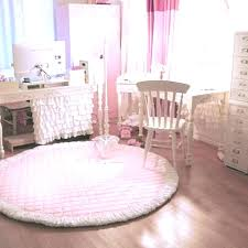 round rugs for baby nursery pink rug girls kids carpet bedroom children image of innovation round rugs
