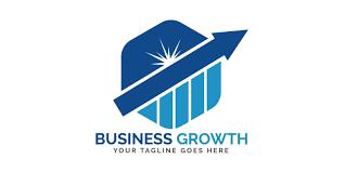 Growth Logo Design Business Growth Logo Design