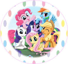 Small Picture my little pony free printables my little pony free birthday party