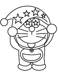 Info:these doraemon pogs feature various characters from the japanese manga and tv series characters featured include: Doraemon Wearing Magician Hat Coloring Pages Netart Á¬ã'Šçµµ Å¡—ã'Šçµµ Éラえもん Á¬ã'Šãˆ