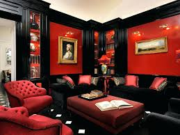 Red And Black Bedroom Bold Ideas For Red And Black Bedrooms Black Bedrooms  Jack White And . Red And Black Bedroom ...