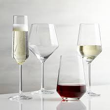 tour red wine glass reviews crate and barrel
