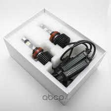 <b>Комплект светодиодных ламп</b> головного света Н11, F8, LUMEN ...