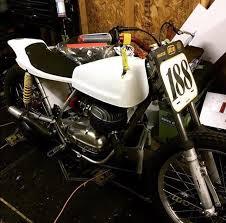 uk bultaco flat tracker for sale sideburn
