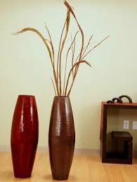 ... Carldrogo Interior Floor Vases Ikea Simple Brown Ceramics Hih Quality  Wooden Stained Bamboo Flooring ...