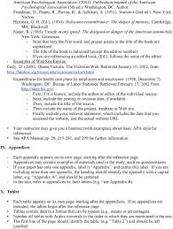 Basic Apa Style Guidelines For Writing An Apa Style Lab Report Pdf